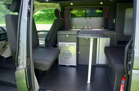 Wildtracks Campervans Build